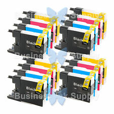 16 PACK LC71 LC75 Compatible Ink Cartirdge for BROTHER Printer MFC-J435W LC75
