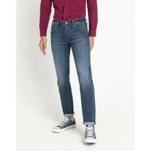 Lee Daren Zip Fly Jeans Straight Uomo