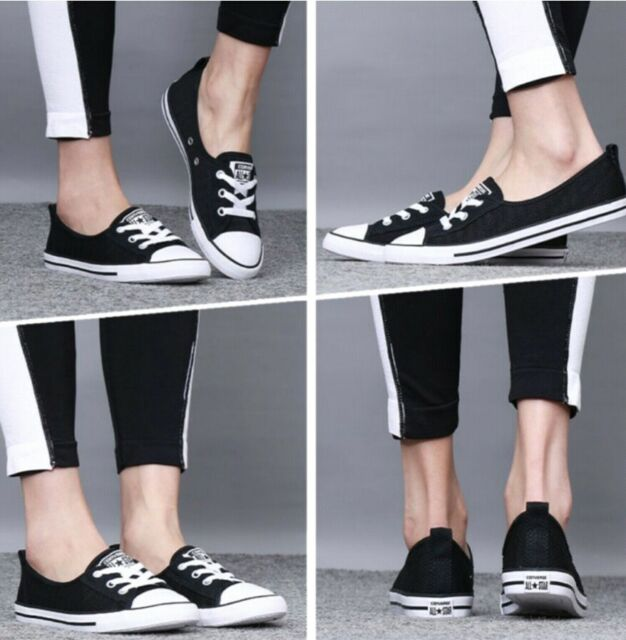 Details about Converse Chuck Taylor All Star Ballet Lace