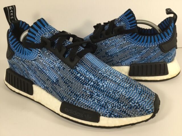 Adidas Nmd Blue Camo Pk R1 Ba8598 Best Price On Internet