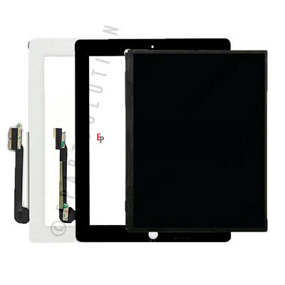 Touch Screen Digitizer Replacement Glass for Apple iPad 3 A1416 A1430 A1403