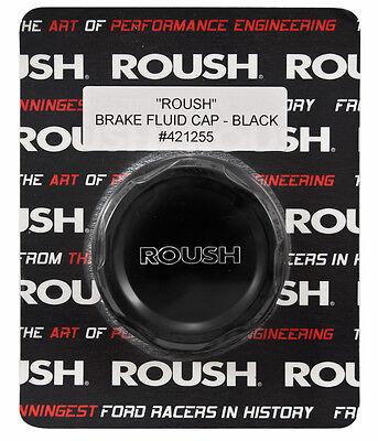 2005-2014 Mustang Roush RS3 Stage 3 Black Engraved Billet Radiator Cap Cover