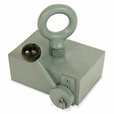 Master Magnetics Magnetic Block With Cam Release 450 Lb Lift Multiple Pole