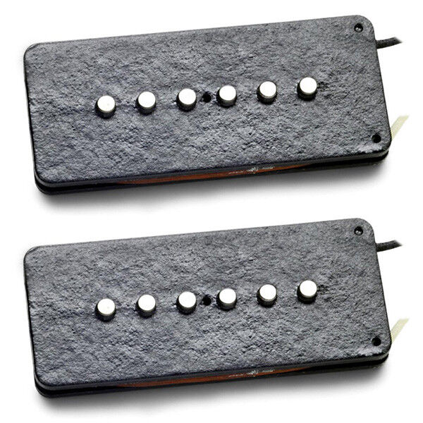 Seymour Duncan SJM-2s Hot Jazzmaster Single Coil Alnico 5 Neck Bridge Pickup SET