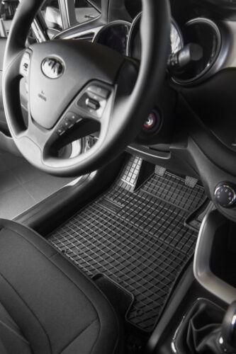 Honda Civic IX Schrägheck 2012-2016 Fußmatten Gummifußmatten Gummi FG0833