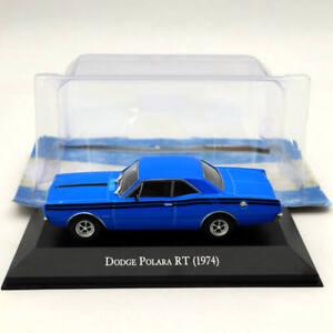 IXO-ALTAYA-1-43-Dodge-Polara-RT-1974-Diecast-Models-Limited-Edition-Collection