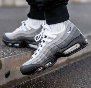 Details zu Nike Air Max 95 BlackGranite Dust Sneakers Men's Lifestyle Comfy Shoes