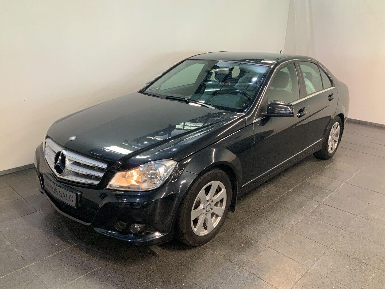Mercedes-Benz C220 2,2 CDi aut. BE