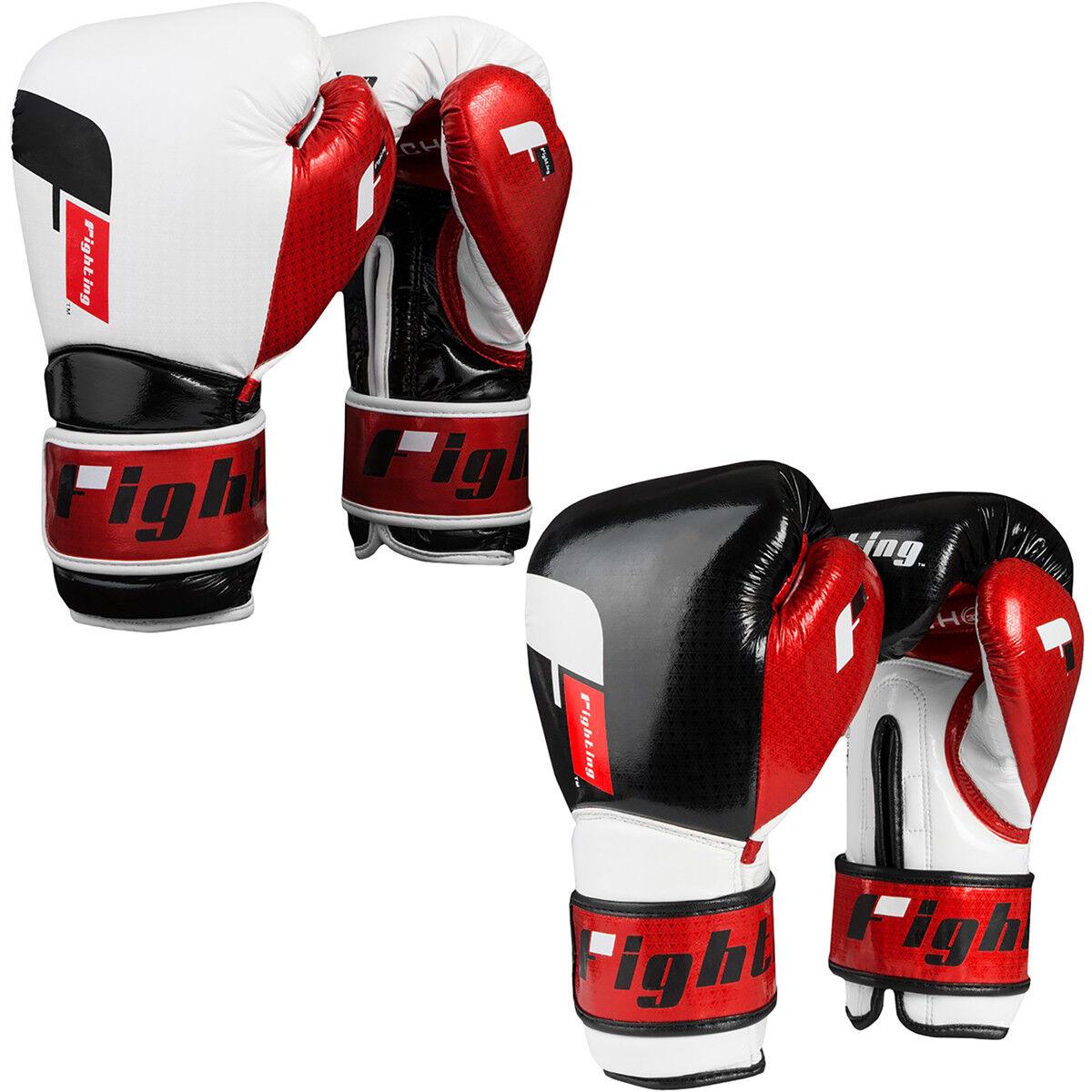 Triple técnica de artes marciales, gancho de gancho, guantes de entrenamiento.