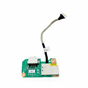 Leser-Karten-SIM-Ethernet-Fujitsu-Lifebook-S710-DA0FJ6IB6D0-Rev-D-Gebraucht