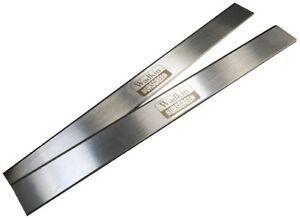 Axminster AW106PT2 250 mm HSS Resharpenable Raboteuse Lames 3Pcs Véritable Qualité
