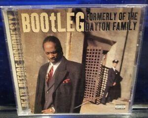 Bootleg of The Dayton Family - Death Before Dishonestly CD insane clown posse