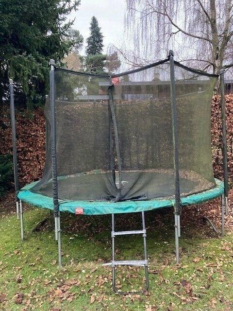 Trampolin, Berg trampolin