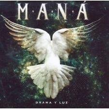 "MANA ""DRAMA Y LUZ"" CD 12 TRACKS NEW+"