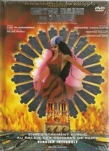 NOTRE-DAME-DE-PARIS-comedie-musicale-DVD-NEUF-SOUS-BLISTER