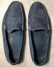 a8de6e6a27a item 4 TOD S Blue Suede Driving Loafer Moccasin Shoes Mens Sz 9W US