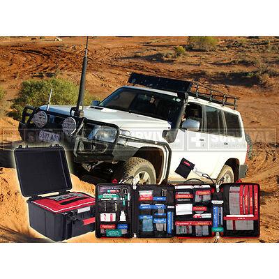 4WD Bundle - Survival First Aid Kit, Waterproof box, Bites & Stings Module Kit