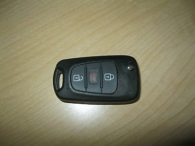 2009 2013 KIA SOUL FLIP KEY REMOTE GENUINE OEM 95430 2K250