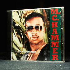 M C Hammer - Let's Get It Started - music cd album
