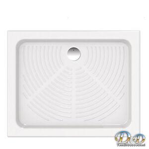 Piatto Doccia Ceramica 70x90.Piatto Doccia In Ceramica Per Box Doccia Cm 72x90 70x90 H 10