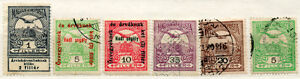 I-B-Hungary-Postal-Charity-Overprints-Collection