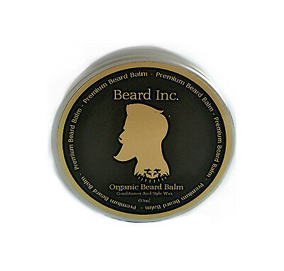 Beard Balm large 60ml Balm And Styling Wax BY Beard Inc.