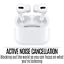 thumbnail 3 - Apple Airpods Pro with Wireless Charging Case Silicone Tips Noise Cancel iPhone