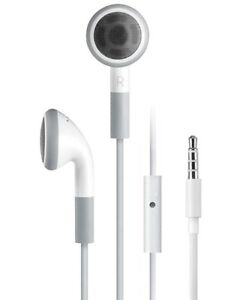 f9541e45876 Fosmon 25x Earphone with Mic for Apple iPhone iPod Touch Nano Earbud ...