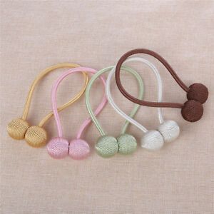 1pc-Ball-Magnetic-Curtain-Buckle-Holder-Tieback-Clips-Home-Window-Accessories
