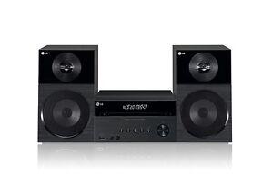 LG-CM2521-2-0-Mikro-HiFi-Anlage-60-Watt-USB-Radio-FM-Tuner-Equalizer-CD