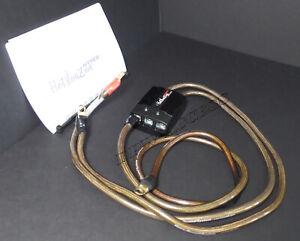 Black Sun Auto Hot Inazma Hyper Voltage Stabilizer Ground Earth Wires Set JDM
