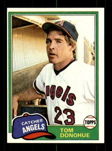 1981 Topps 485-726 EX-MT//NM Pick From List All PICTURED