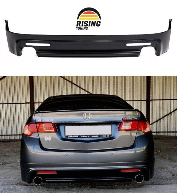 Rear Diffuser Mugen For Honda Accord 8 / Acura TSX CU 2008
