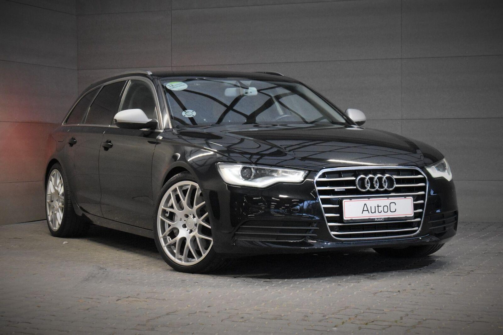 Audi A6 3,0 TDi 313 Avant quattro Tiptr. 5d - 299.800 kr.