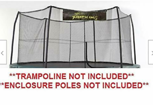 14 Enclosure Net for 4 Poles for 7 Springs with JK Logo