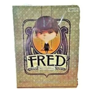 Card Game What Would Fred Do? Dare NWT 12-16 yrs 2 players