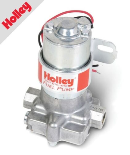 Holley 12-801-1 Red Top Electric Fuel Pump