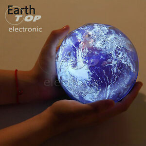 LED Night Light Starry Sky Magic Star Moon Planet Projector Lamp Universe  Baby