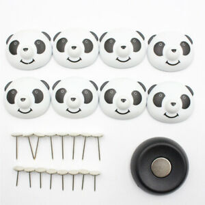 Panda-Quilt-Cover-Holder-Set-Non-Slip-Magnetic-Bed-Sheet-Anti-Move-Buckle-Fixer