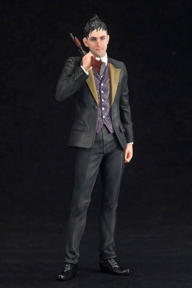 Gotham ARTFX+ PVC Statue 1/10 Oswald Chesterfield Cobblepot 18 cm Kotobukiya