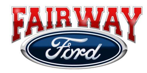 2010 thru 2019 Taurus OEM Genuine Ford Molded Splash Guard Mud Flap Set of 4 NEW