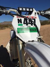 LOTTworx LED Light Bar Headlight Kit Yamaha YZ450FX YZ250FX WR450F WR250F WR250R