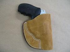 Colt Detective Special Revolver Inside the Pocket Leather Concealment Holster