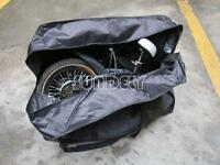 Bicycle Folding Carrier Bag Bike Carry Bag For 12-20