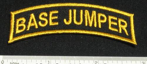 Set de 2 Base Pull Patches For Skydive Parachute Rig Conteneur shirt Cap 25Q
