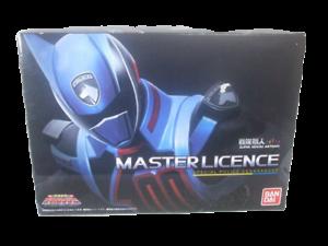 Power Rangers henshin techo MASTER LICENCE SUPER SENTAI ARTISAN Dekaranger anime