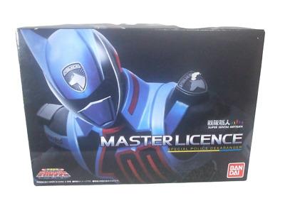 Power Rangers Dekaranger SPD Master License Morpher Makeover BANDAI