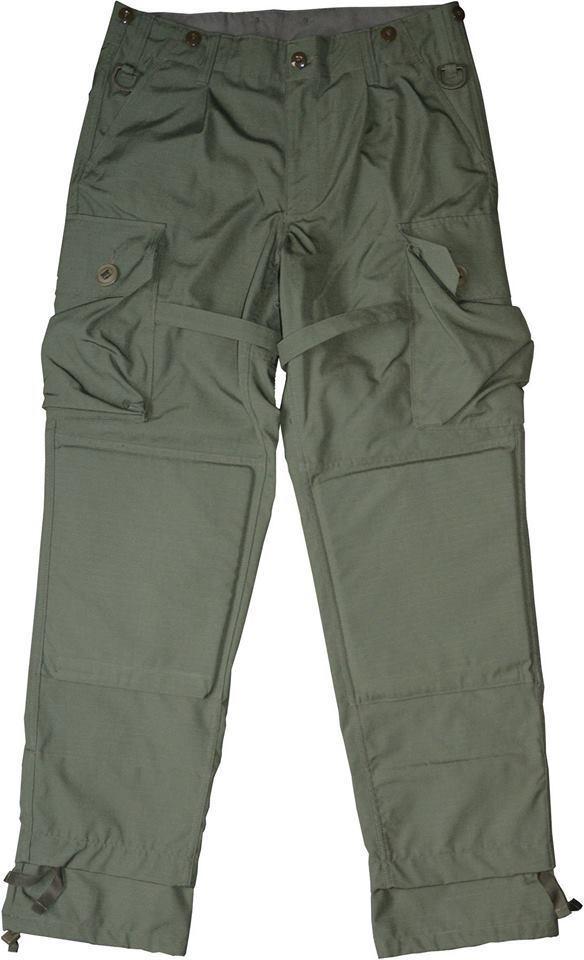 Leo Köhler Einsatzkampfhose BW KSK Outdoor Hose Spezailkräfte Army pants Oliv