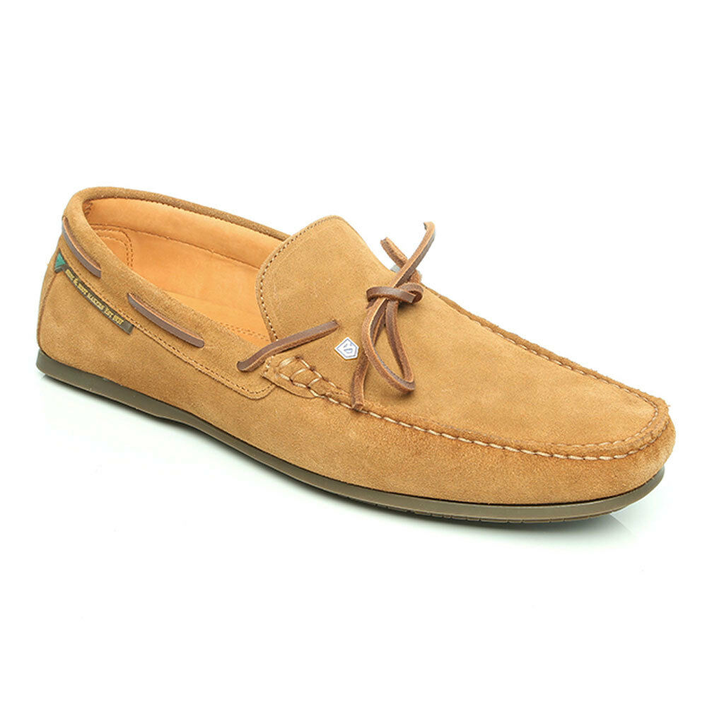Dubarry of Ireland Corsica Camel Driving Moccasin Loafer Men's sizes 42-46 8-12
