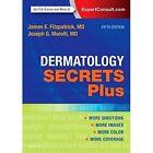 Dermatology Secrets Plus by Joseph G. Morelli, James E. Fitzpatrick (Paperback, 2015)